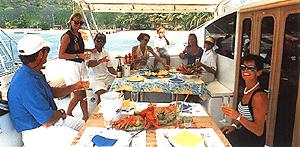 Antigua Yacht Charters, Trade Winds Cruise Club.